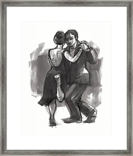 Tango 6 Framed Print