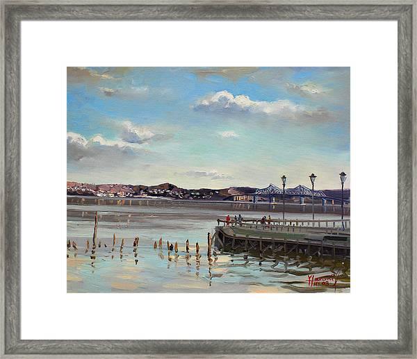 Tarrytown View Framed Print