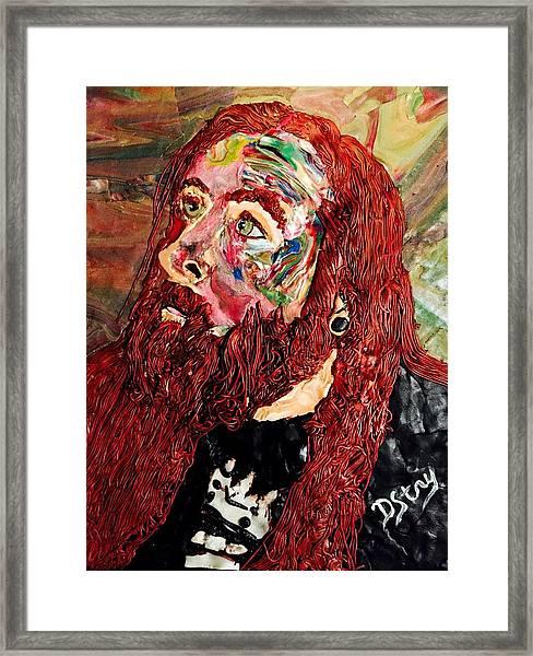 Tattoo Artist Framed Print