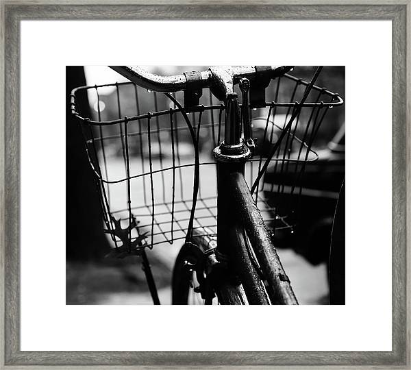 Tears To Wine Framed Print