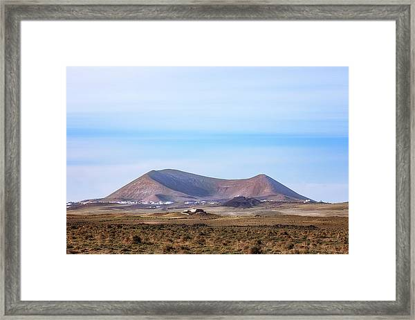 Teguise - Lanzarote Framed Print