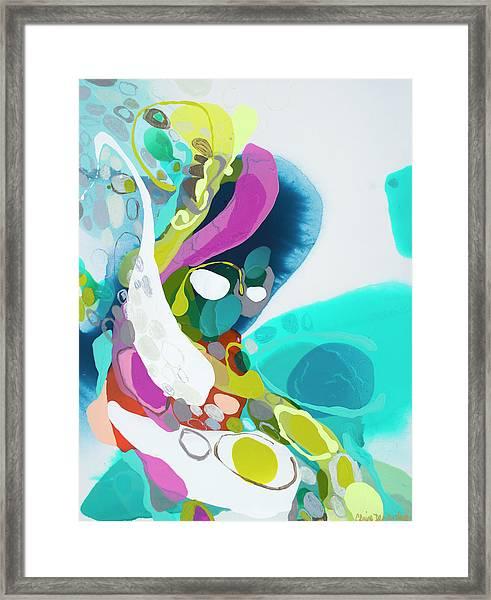 Tempted Framed Print