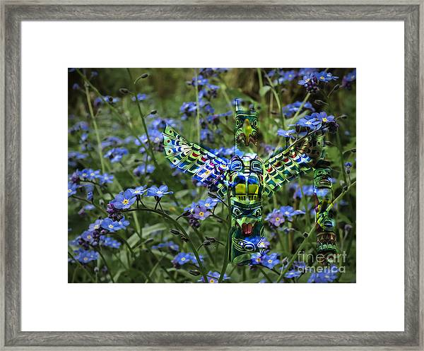 That Alaskan Feeling 2015 Framed Print