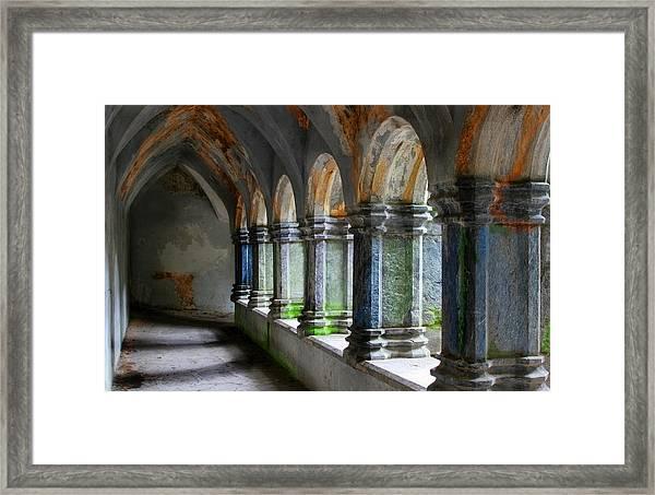 The Abbey Framed Print