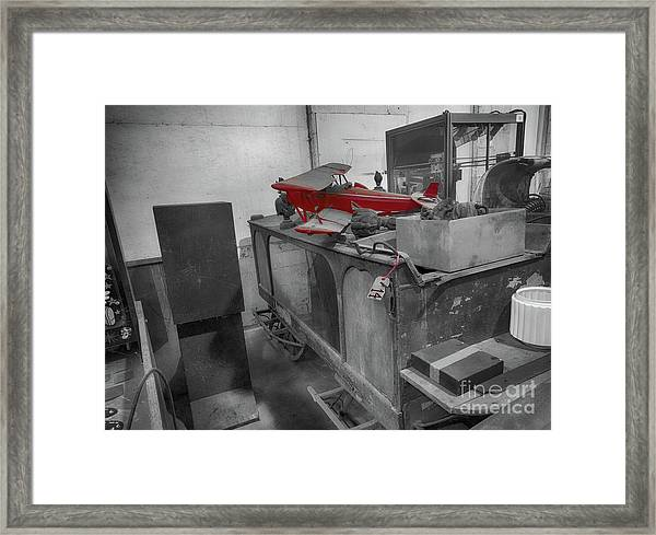 The Auction House  Framed Print by Steven Digman