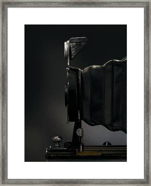 The Beauty Of Craft Framed Print