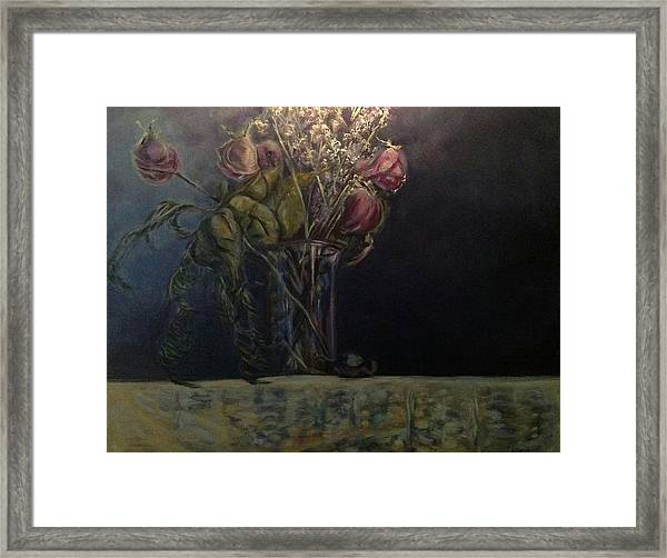 The Beauty That Remains Framed Print