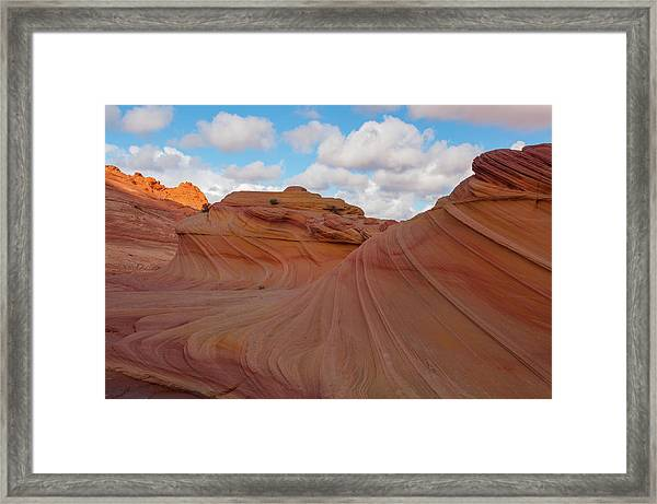 The Bends Framed Print