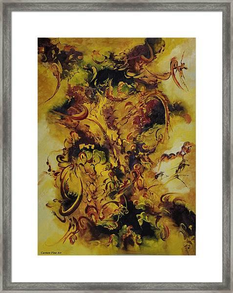 The Biblical Journey Framed Print