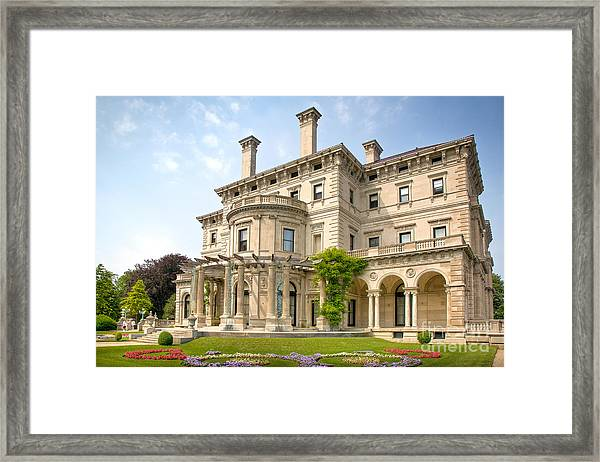 Framed Print featuring the photograph The Breakers by Susan Cole Kelly