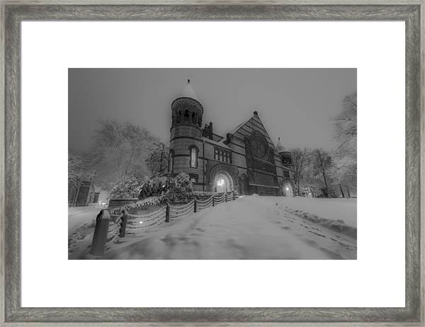 The Castle 2 Framed Print