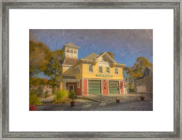 The Children's Museum Of Easton Framed Print