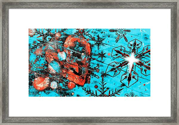 The Cold Reveals Framed Print