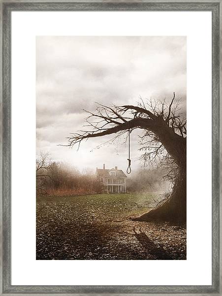 The Conjuring 2013  Framed Print