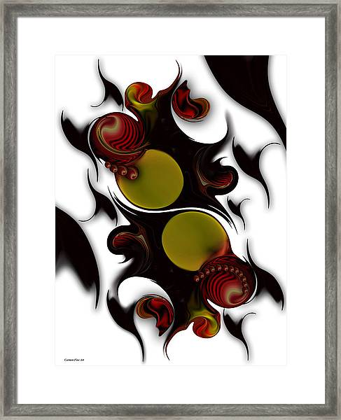 The Continuation Of Dreams Framed Print
