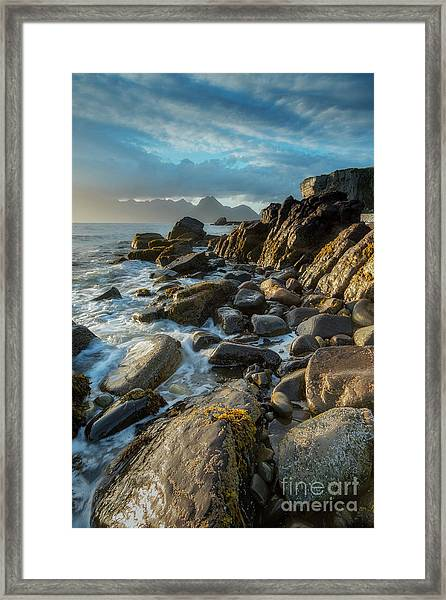 The Cuillin From Elgol Framed Print