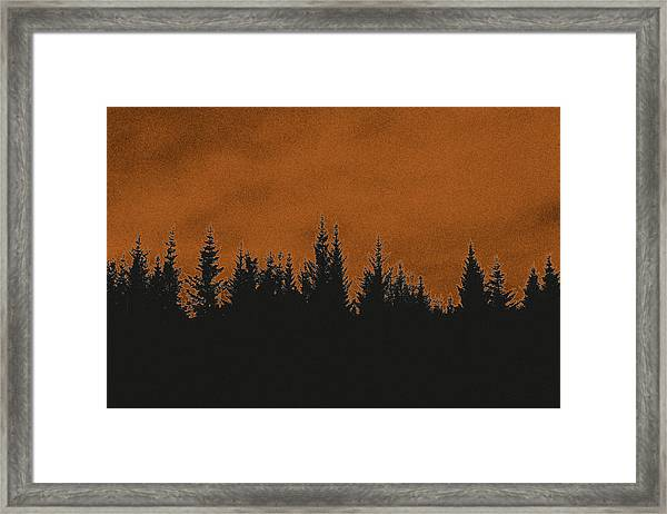 The Dawn Framed Print