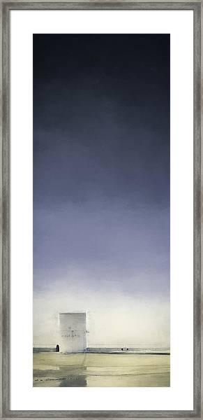 The Elevator 2 Framed Print