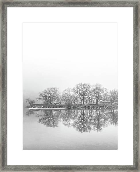 End Of The World Framed Print