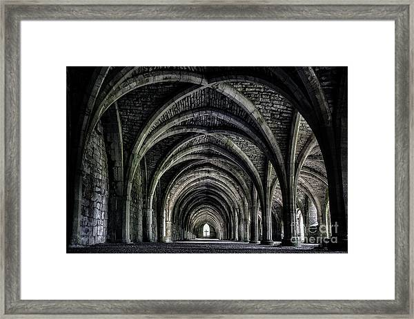 The Eternal Search Framed Print