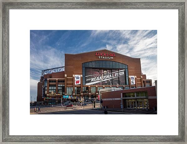 The Final Four 2015 Framed Print