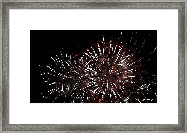 The Finish Framed Print
