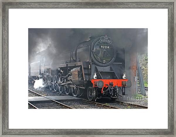 The Fusilier Framed Print