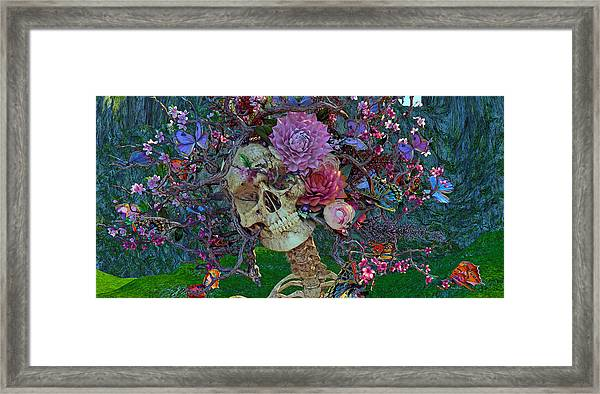 Fugitive From Society Framed Print