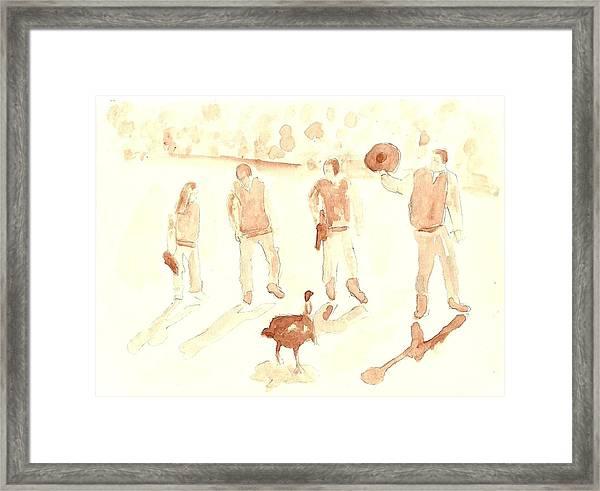 Gobbler Gallop >> The Great Gobbler Gallop By Matt Gaudian