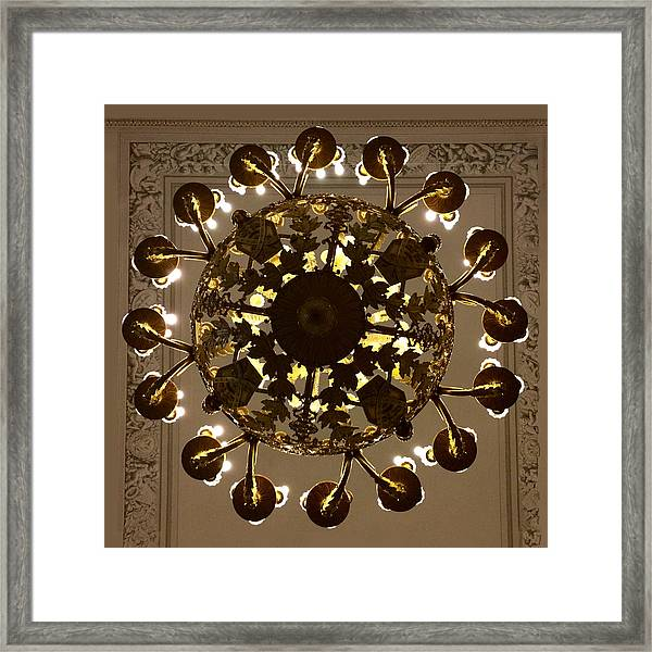 The Hermitage 1  Framed Print