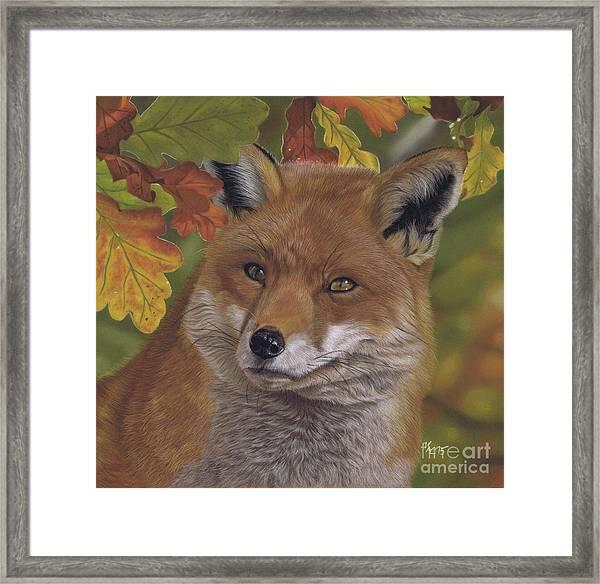 The Hunt For Red October Framed Print