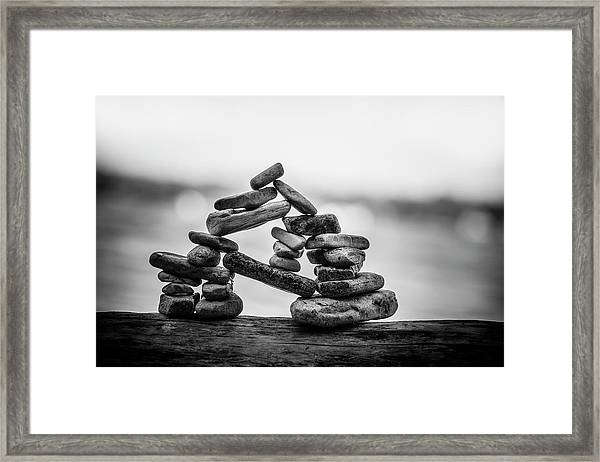 The Importance Of Being Framed Print