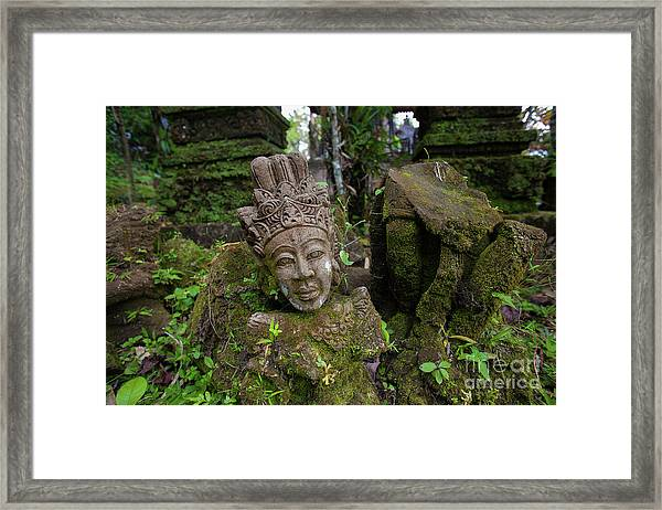 The Island Of God #3 Framed Print