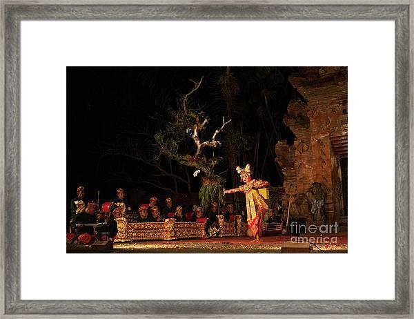 The Island Of God #8 Framed Print