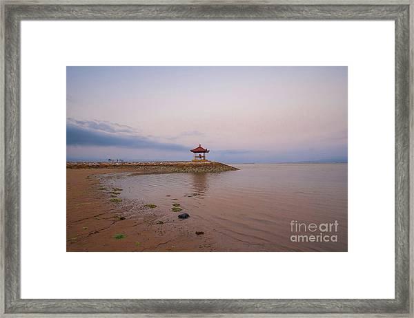 The Island Of God #9 Framed Print