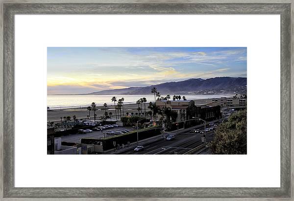 The Jonathan Beach Club Framed Print