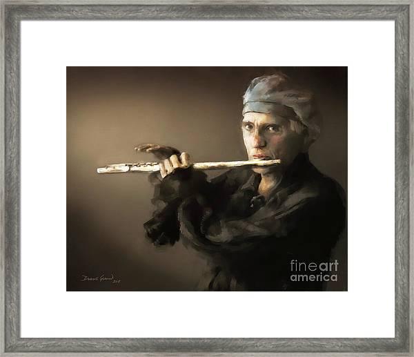 The Journeyman Framed Print