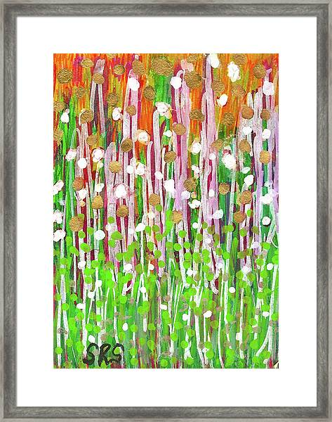 The Magic Of Nature Framed Print