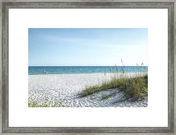 The Magnificent Destin, Florida Gulf Coast  Framed Print