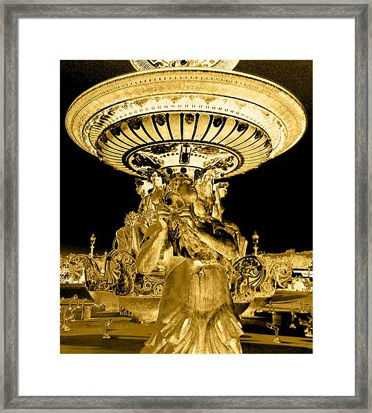 The Magnificent Framed Print