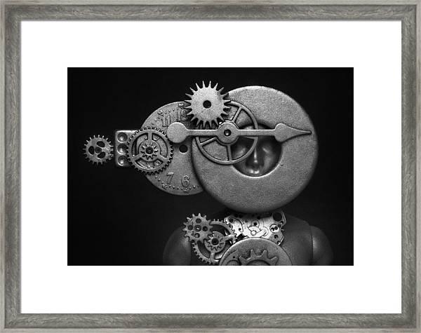 The Mariner 2 Framed Print