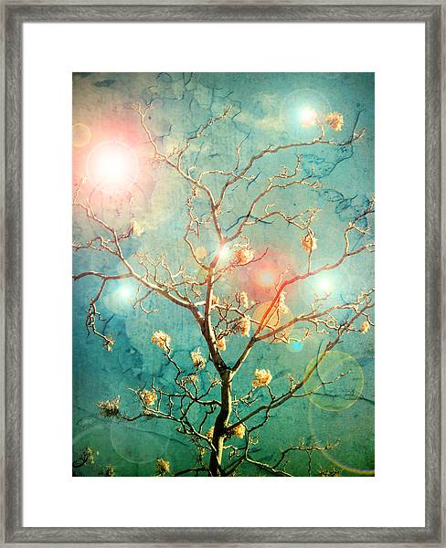 The Memory Of Dreams Framed Print