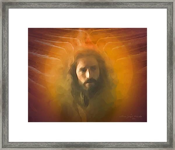 The Messiah Framed Print