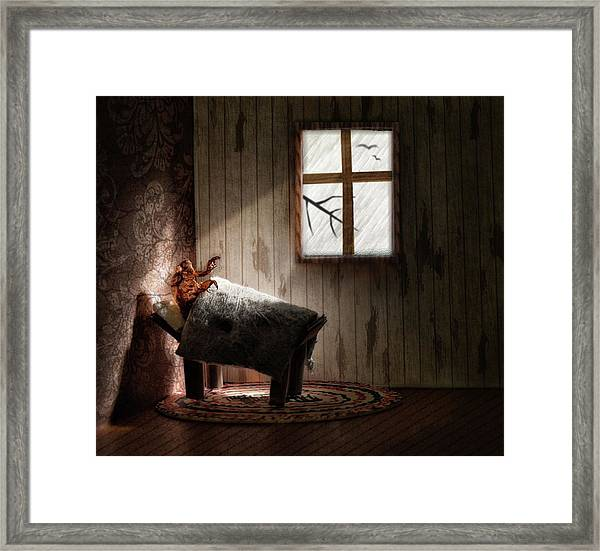 The Metamorphosis Redux Framed Print