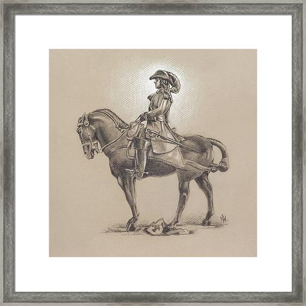 The Most Illustrious John Churchill, First Duke Of Marlborough Framed Print