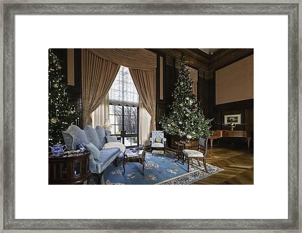 The Music Room Framed Print