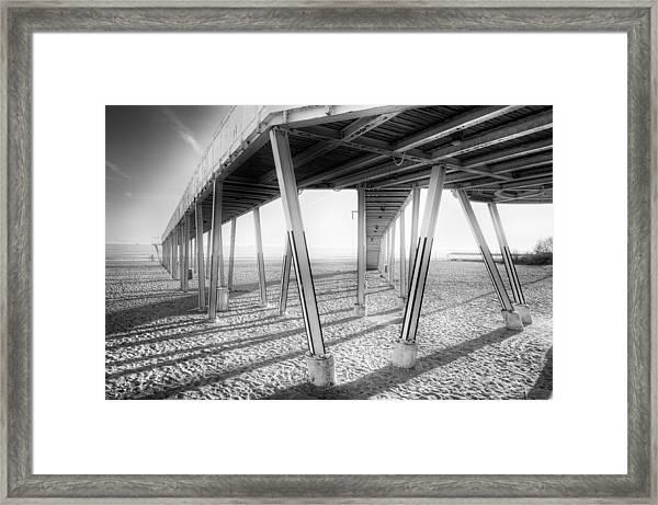 The My Beach Framed Print