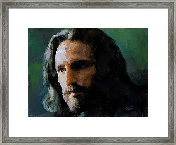 The Nazarene Framed Print