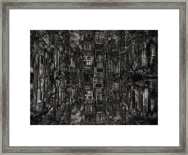 The Nightmare Framed Print