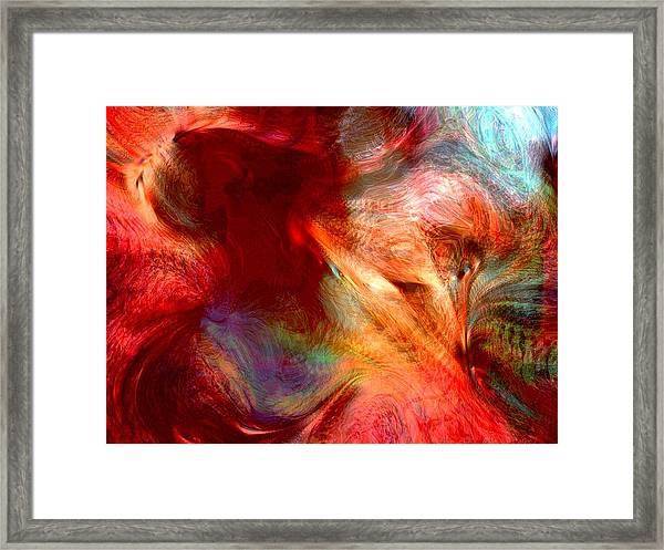 The Norsemen Framed Print